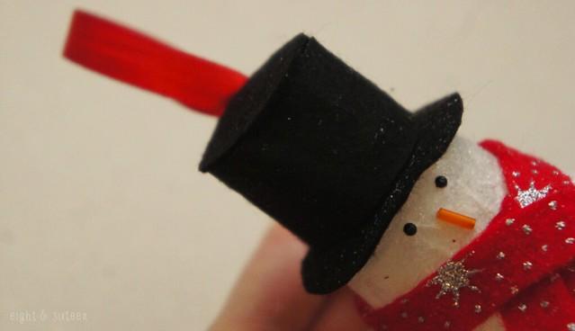 pinterest test light bulb snowman ornament eightandsixteen