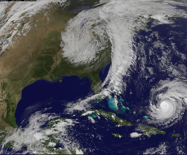 Satellite Eyes First Major Atlantic Hurricane in 3 Years: Gonzalo