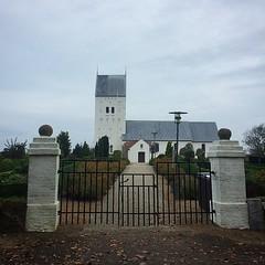 #lønborgkirke #lønborg #vestjylland