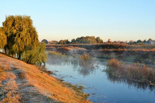 sunrise ape puhoi poluare răsărit răut inundație