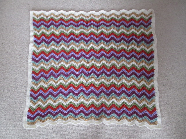 Retrobaby blanket