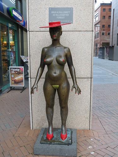 Sculpture by Skule VV
