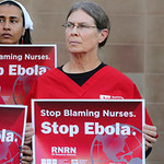 Ebola – RNs Call for Highest Standards for Protective Equipment, including Hazmat Suits, Training