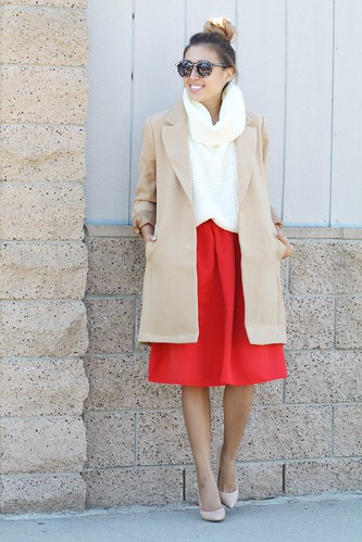 lucky magazine contributor,fashion blogger,lovefashionlivelife,joann doan,style blogger,stylist,what i wore,my style,fashion diaries,outfit,express,express runway,midi skirt,charles david,fashion young,street style,fall fashion,pea coat,forever 21,f21xme,balenciaga,zerouv
