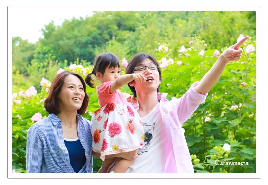 ロケーション撮影 しゃぼん玉写真 モリコロパーク 愛知県長久手市 屋外 公園 家族写真 子供写真