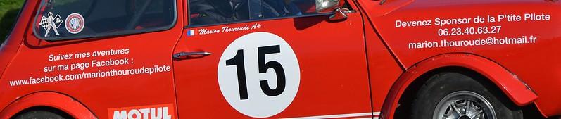 Austin Mini GT Clubman de Marion THOUROUDE - Les Ecuyers 01 Nov 2014 15541415998_6965407b54_c