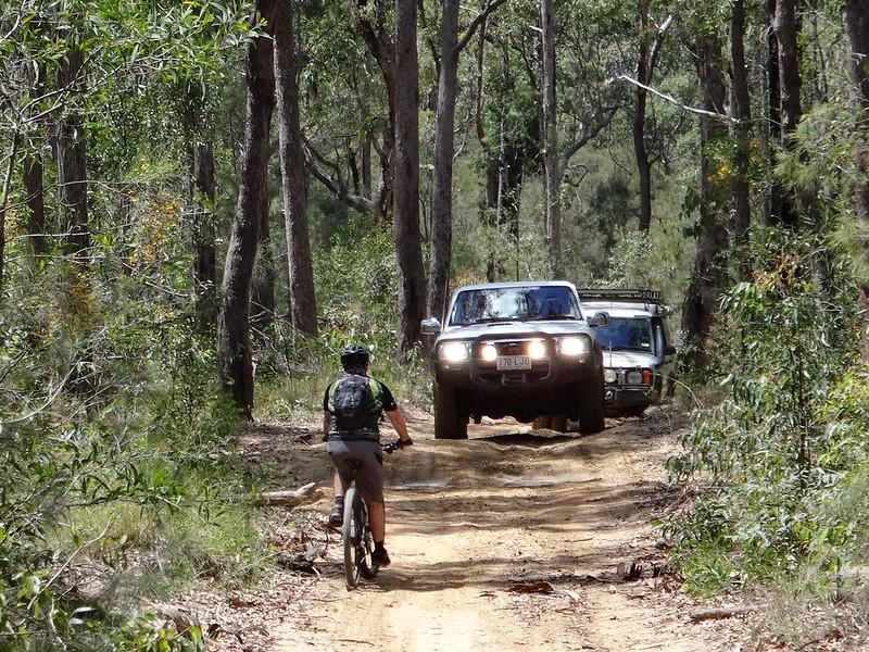 MTB vs 4WD