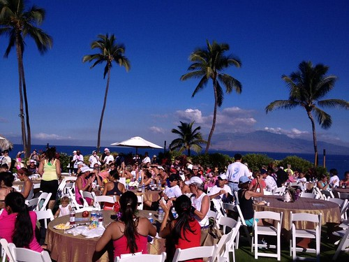 Day of Hope courtesy of Four Seasons Maui
