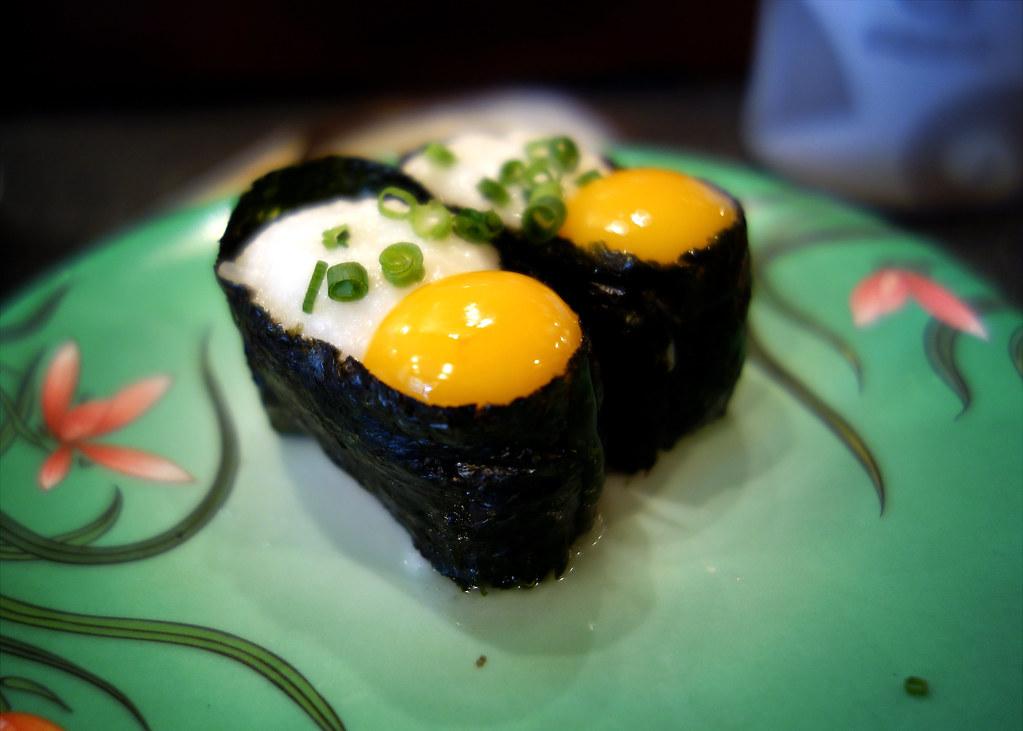 Sushi, Heiroko Sushi, Omotesando, Jingumae, Tokyo