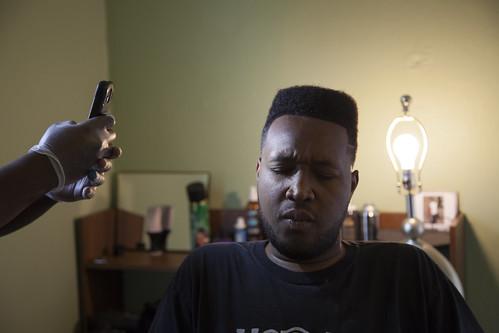 Meta barbershop shots