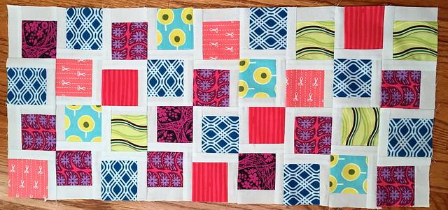 Round Trip Quilts, Round 1
