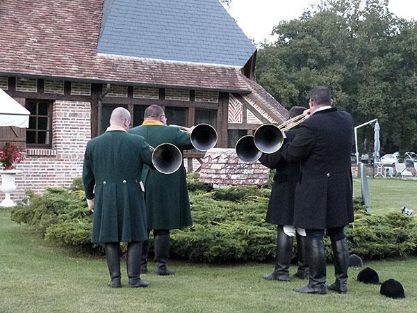 cors de chasse concert