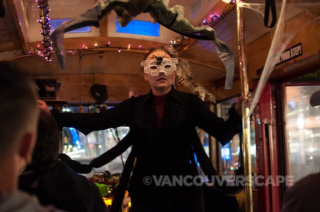 Haunted Vancouver Trolley Tour-4
