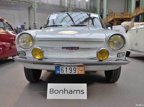 1967 SIMCA 1000 coupé Bertone