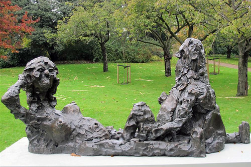 Frieze Park - George Condo
