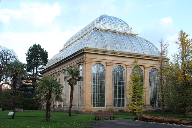 botanics and water of leith