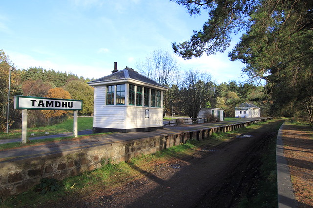 Tamdhu Station, Knockando