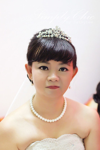Angeline ~ Wedding Day