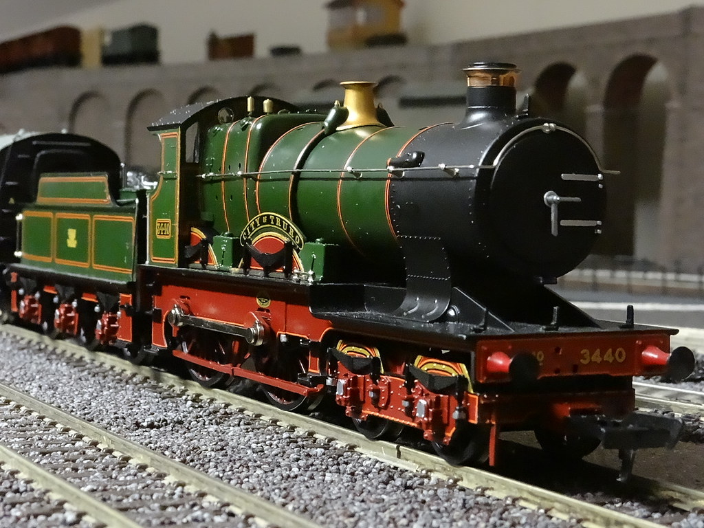 Bachmann City of Truro – a clever design - RMweb