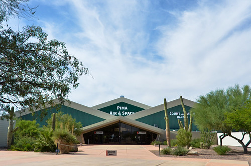 Tucson: Pima Air & Space Museum