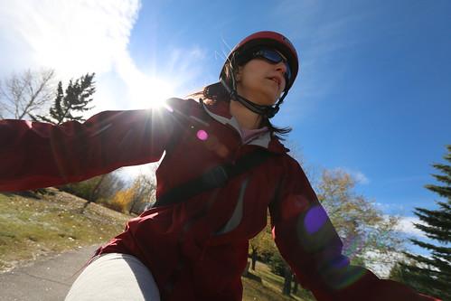 Autumn Afternoon Bike Ride (SOTC 130/365)