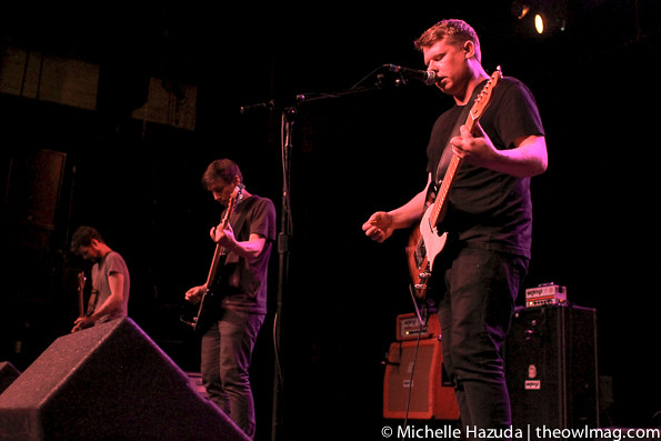 We Were Promised Jetpacks @ The Fonda Theatre, LA 11/7/14