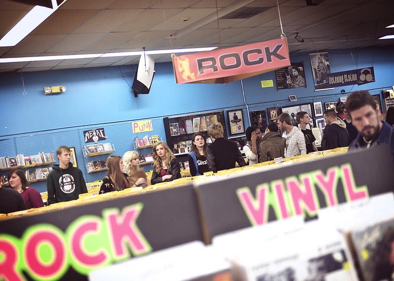 The Glitch Mob @ Vintage Vinyl
