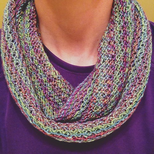 Sochi Honey Cowl