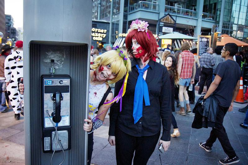 Denver Zombie Crawl 2014