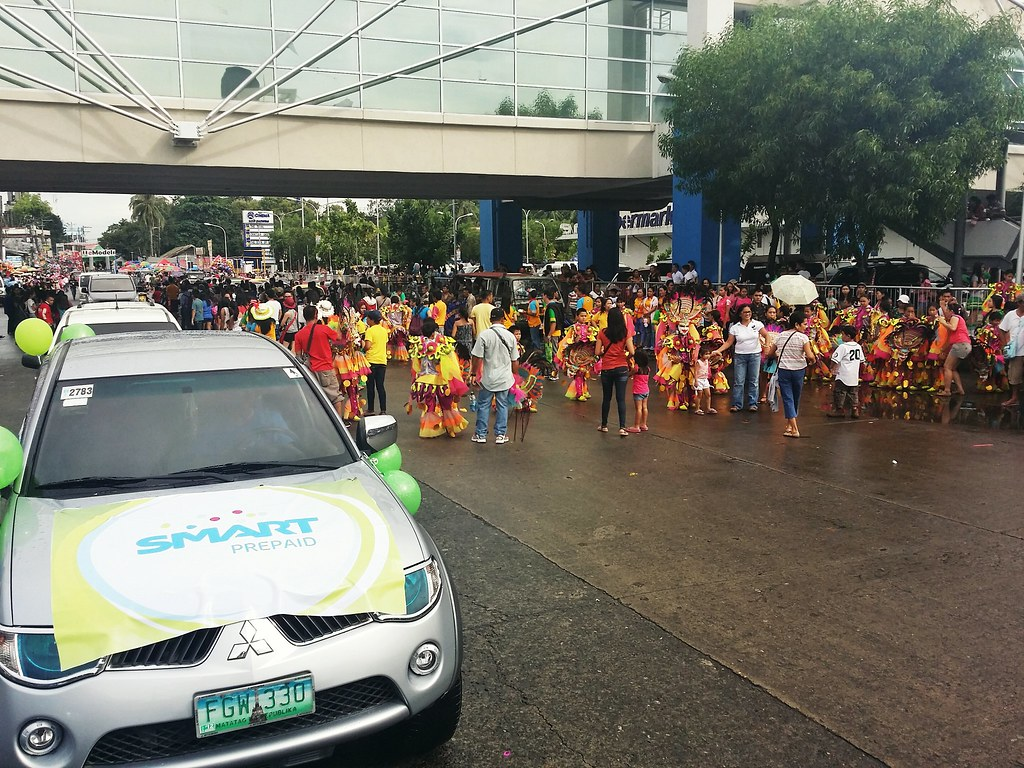 Masskara-parade