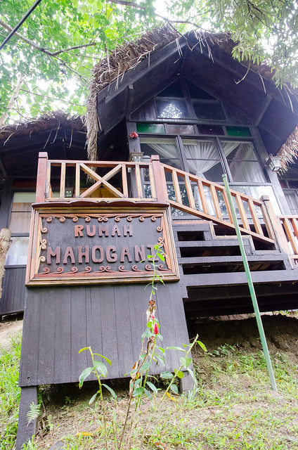 I guess this is the most expensive room at Tanah Aina Farrah Soraya Eco Tourism Resort