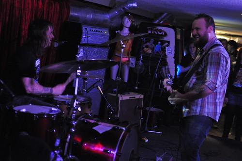 Steve Adamyk Band at House of Targ