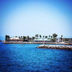 Miss so much walking on that pier! #redondo #beach #redondobeach #pier #redondopier #california #ocean #sea #palms #memories #besttripofmylife #neverforget #alwaysinmyheart