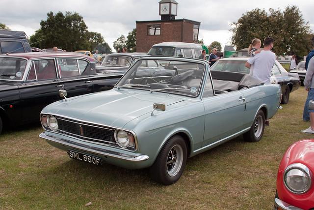 1968 Ford Cortina Clayford Convertible