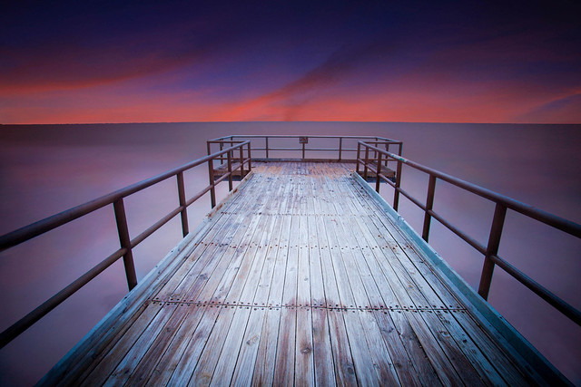 North Beach Jetty, Western Australia
