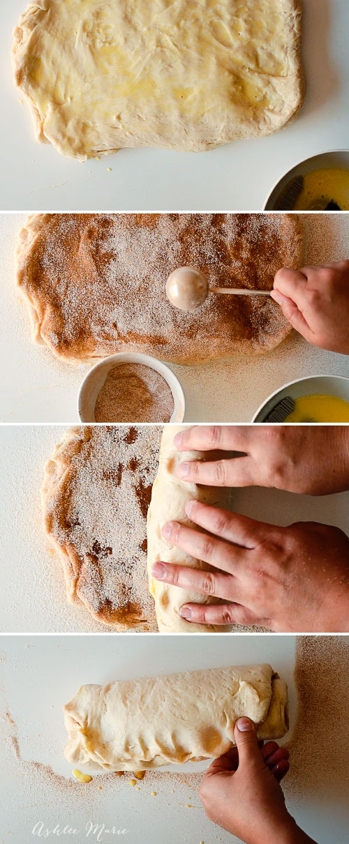 easy cinnamon swirl bread with any dough