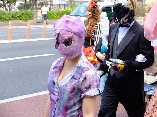 Kawasaki Halloween parade 2014 70