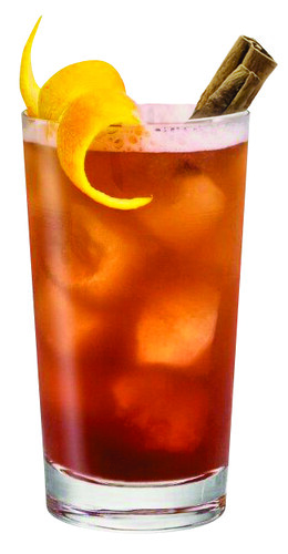 Kahlua Pumpkin Cider