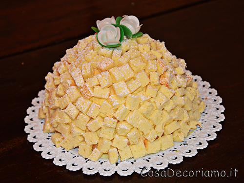 Torte - 25 - Torta mimosa