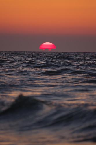 sunset k3 smcpentaxda★300mmf4edifsdm