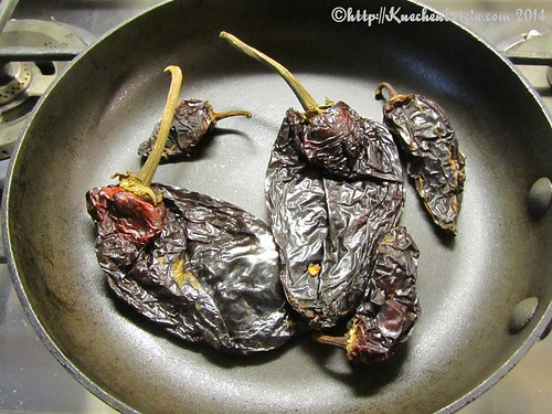 ©Chipotle & Ancho Chilies for Adobo from Diana Henry