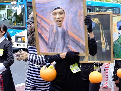 Kawasaki Halloween parade 2014 72