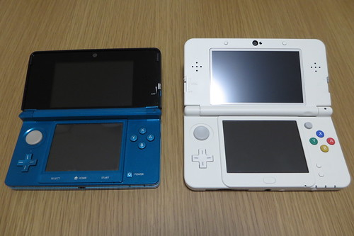 how to see if old 3ds or new 3ds