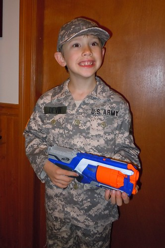 Halloween Soldier