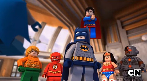 LEGO Batman Be-Leagured