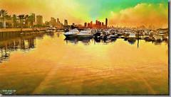 Sea Marina's in Kuwait