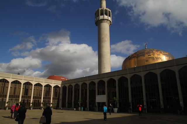 Autumn UK Trip 2014 - london central mosque