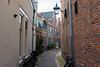 Narrow Street in Haarlem