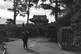 Japanese Tea Garden - Gate