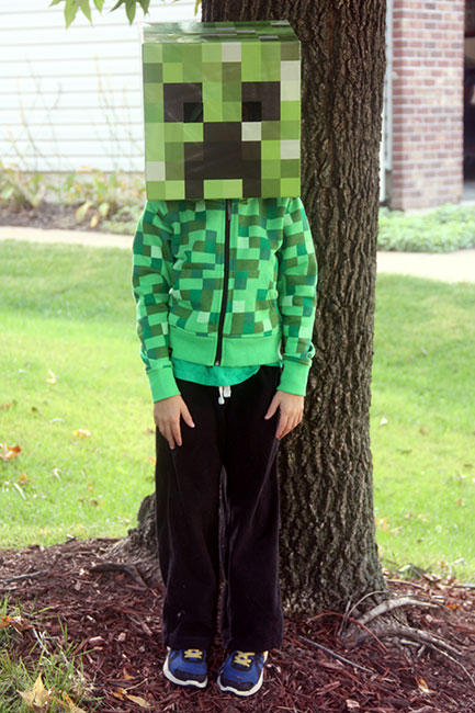 Creeper-Boy